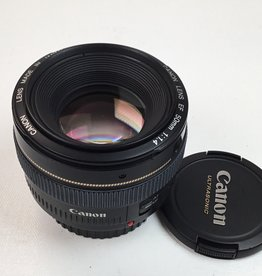 CANON Canon EF 50mm f1.4 USM Lens Used EX