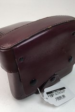 Leica Leica Burgundy Leather Case for R3 Used EX