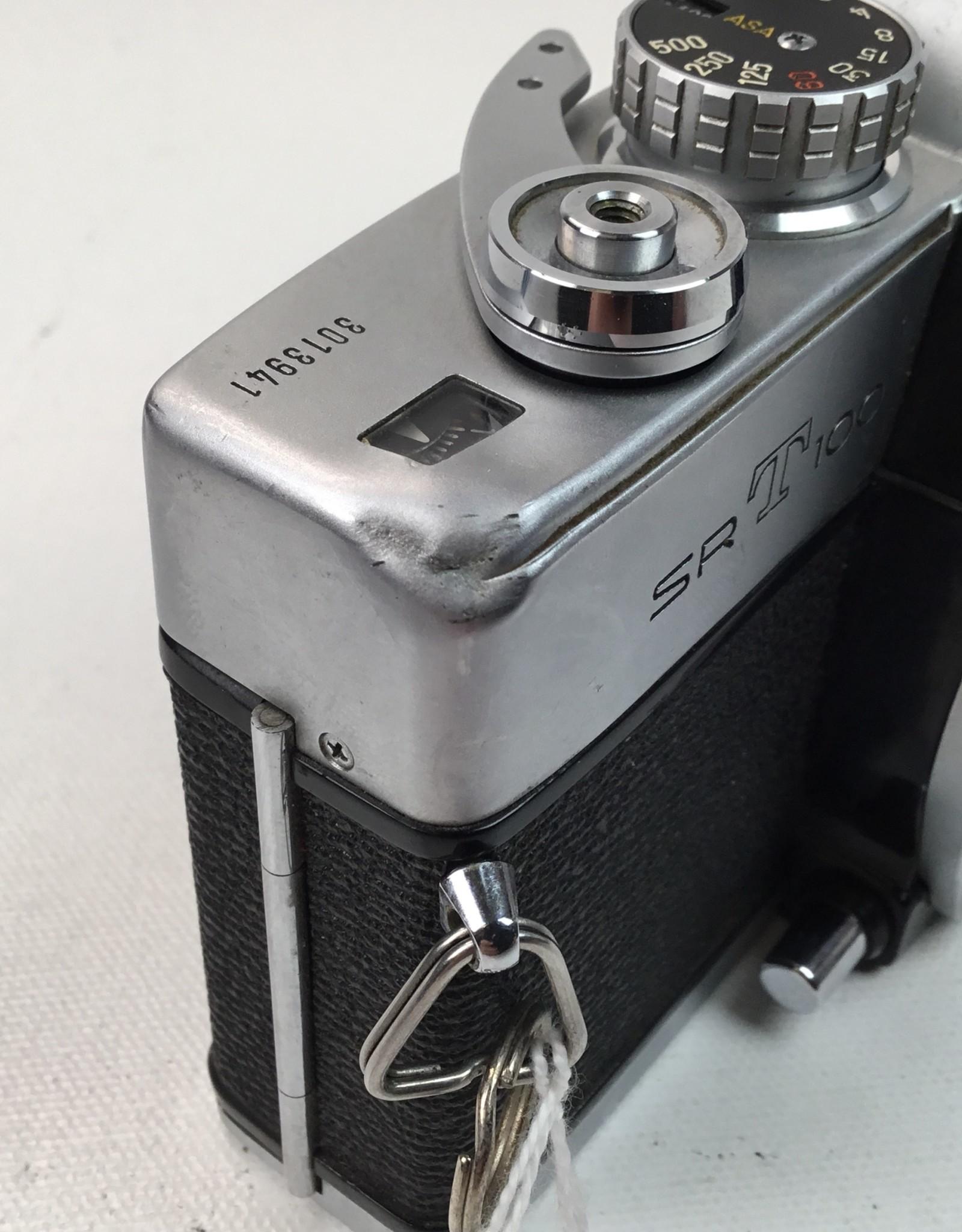Minolta Minolta SRT 100 Film Camera Used BGN