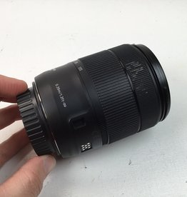 CANON Canon EF-S 18-135mm f3.5-5.6 IS USM Nano Lens Used EX
