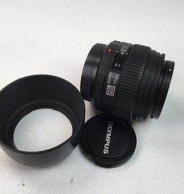 OLYMPUS Olympus Digital Zuiko 50mm f2 Lens Used EX+