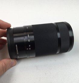 SONY Sony E 55-210mm f4.5-6.3 Lens Used EX