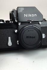 NIKON Nikon F FTn Black Body 724xxxx used ex+