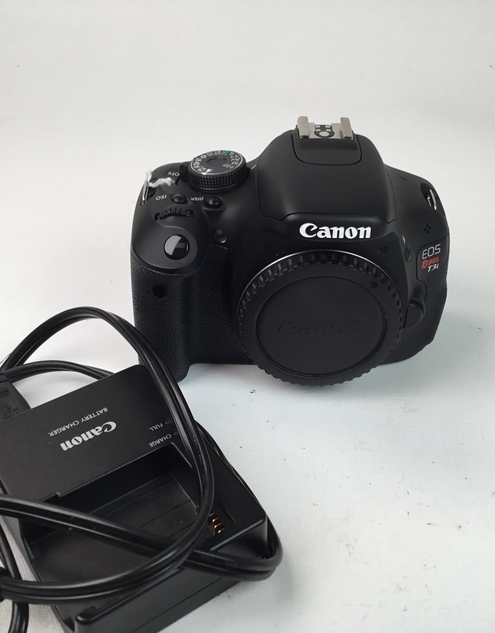 CANON Canon Rebel T3i Camera Body Used EX