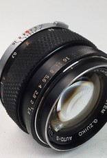 OLYMPUS Olympus OM Auto-S 50mm f1.4 Lens No Caps  Used
