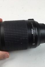 NIKON Nikon AF-S Nikkor 55-200mm f4-5.6 G ED VR Lens with Hood Used EX