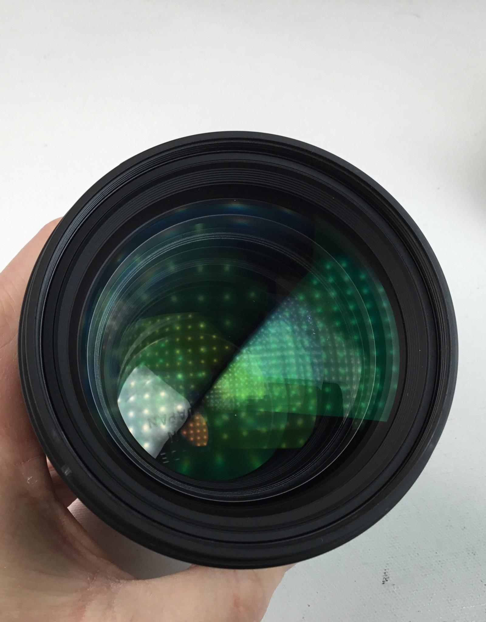 SIGMA Sigma 85mm f1.4 DG Art Lens for Nikon Used EX+