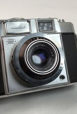 Zeiss Ikon Contina Prontor-SVS Camera Sold As Is Used