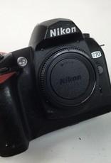 NIKON Nikon D70 Camera Body Used EX