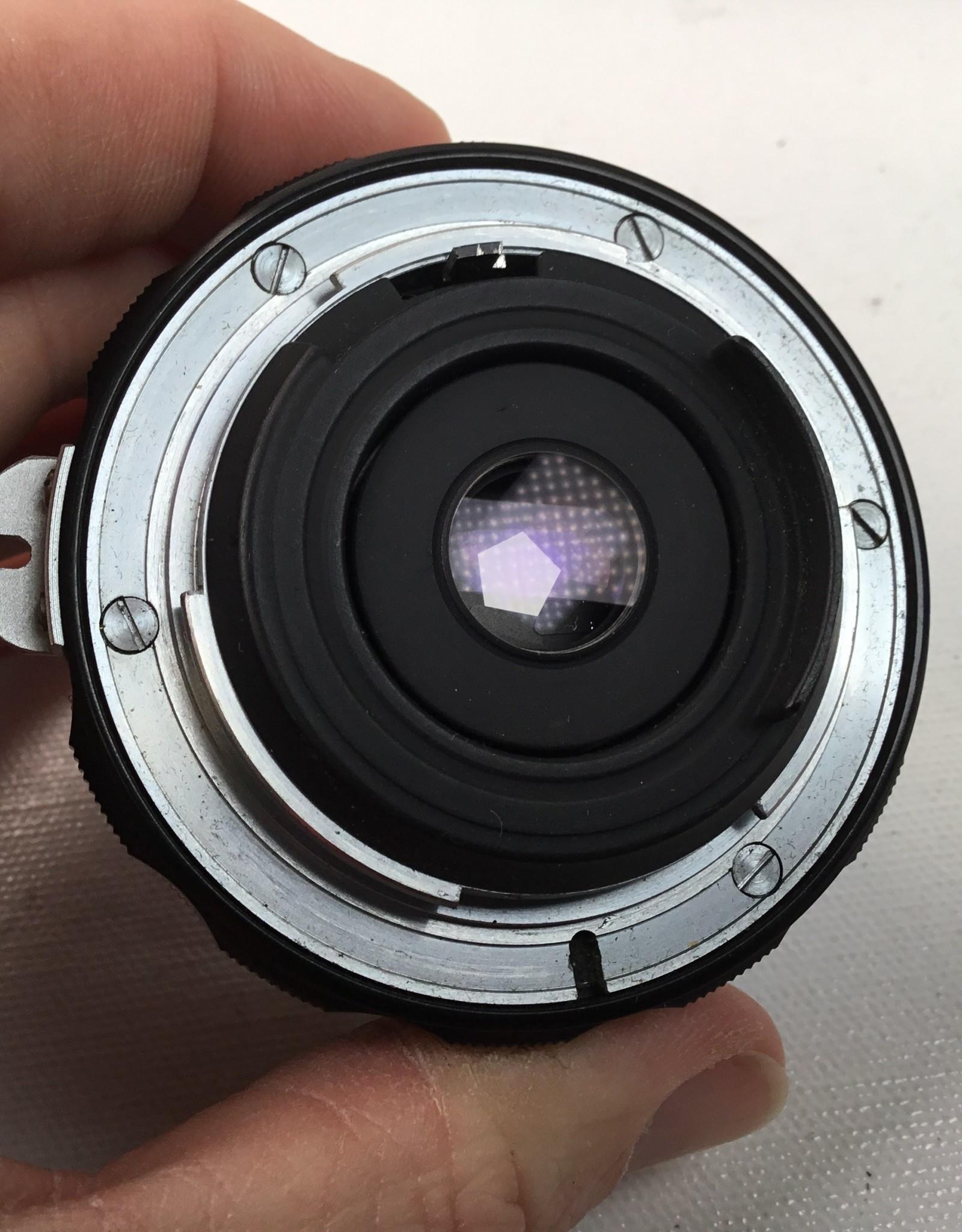 NIKON Nikon Nikkor 28mm f3.5 Non AI lens in Box Used EX+