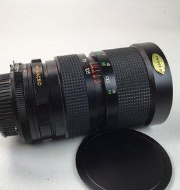 Soligor 37-105mm f3.5 Lens for Nikon F Mount Used EX
