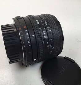 SIGMA Sigma 24-50mm f4-5.6 Lens for Nikon AIS F Mount Used EX