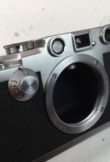 Leica Leica IIIc Camera Body Shark Skin Used EX