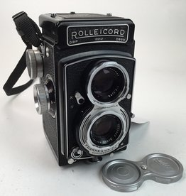 Rollei Rollei Rolleicord V Camera Xenar Used EX+