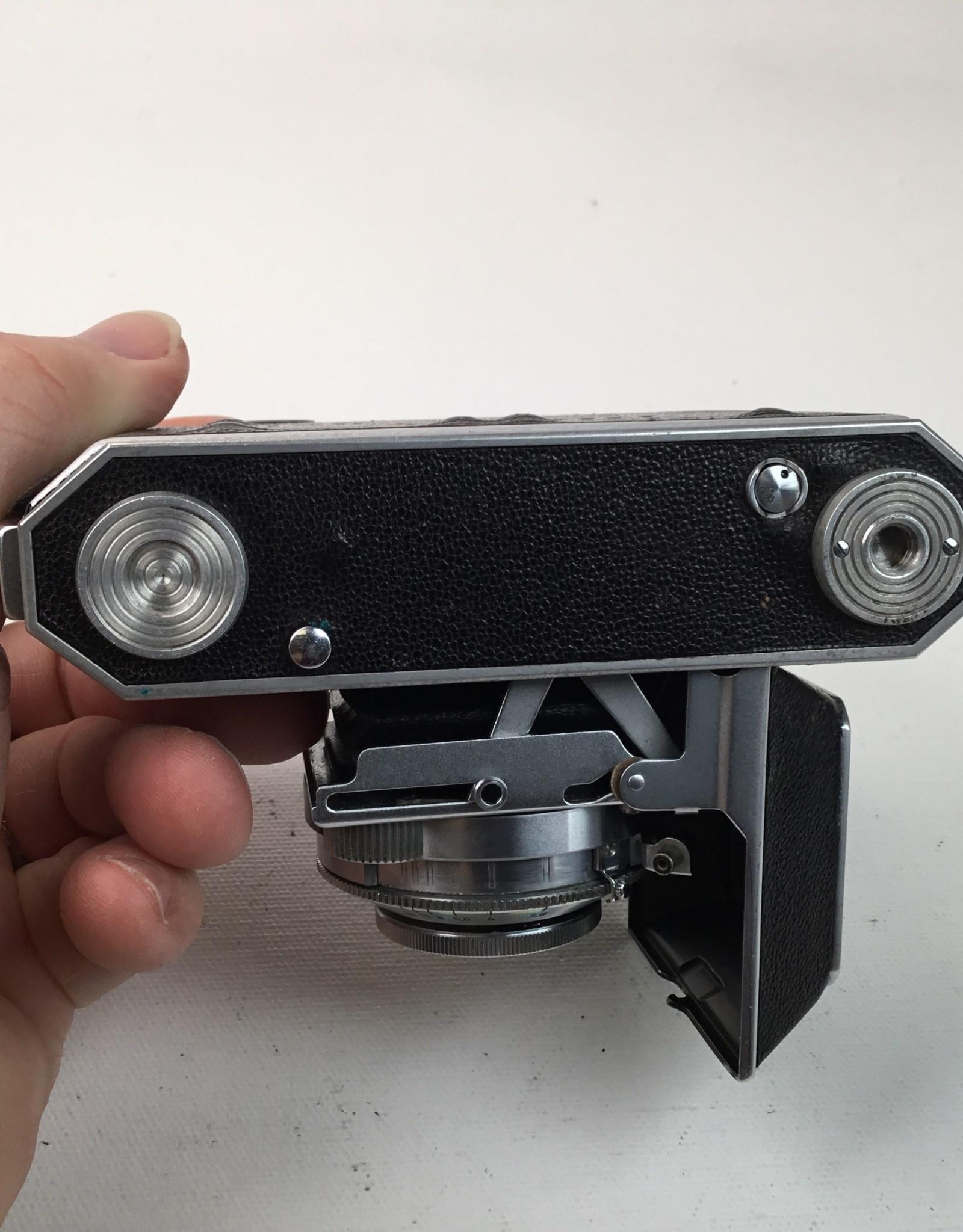 Kodak Retina IIa Camera with Xenon 50mm SOLD AS IS Used
