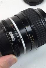 NIKON Nikon Nikkor 105mm f2.5 AI Lens Used EX