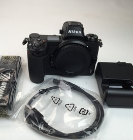 NIKON Nikon Z6 Camera Body Shutter Count 900 Used EX+