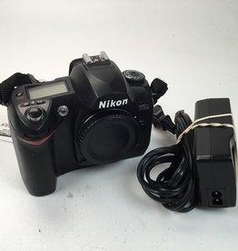 NIKON Nikon D70S Camera Body Used BGN