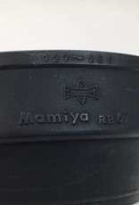 MAMIYA Mamiya RB67 Rubber Hood for 127-250mm Lens Used EX