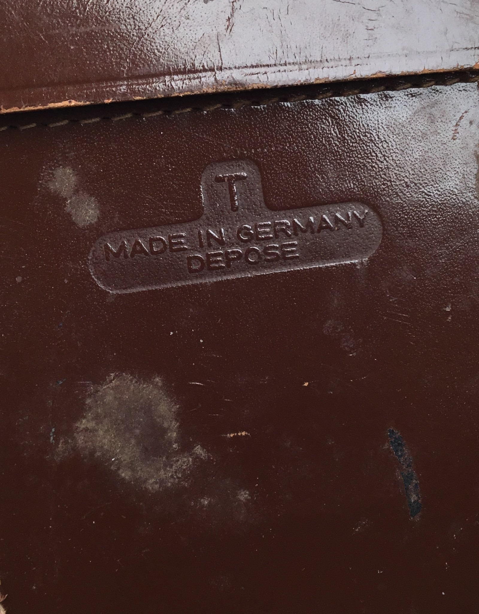Rollei Rolleiflex T Leather Case Used EX