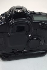 CANON Canon EOS 1V with BP-E1 Camera Body Used EX