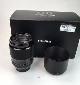 FUJI Fuji XF 90mm f2 R LM WR Lens in Box Used EX+
