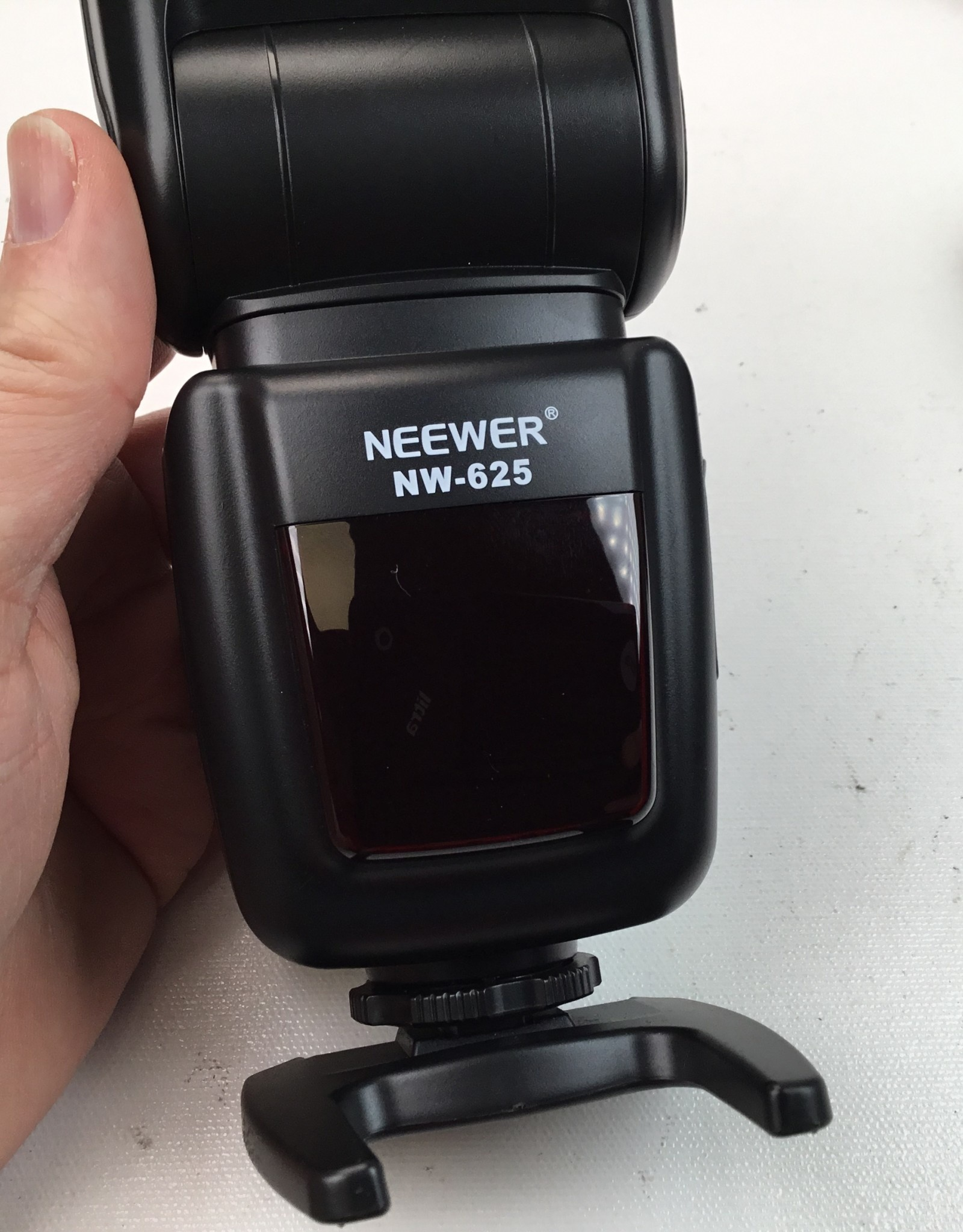 Neewer Neewer Speedlite Flash NW-625 in Box Used EX+