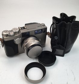 Contax Contax G2 35mm Film Camera Body with 45mm f2 Used EX