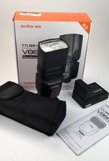 GODOX Godox V860 IIO Flash for Olympus Camera Used in Box Used EX+