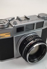 OLYMPUS Olympus 35-S Camera Used Sold As Is