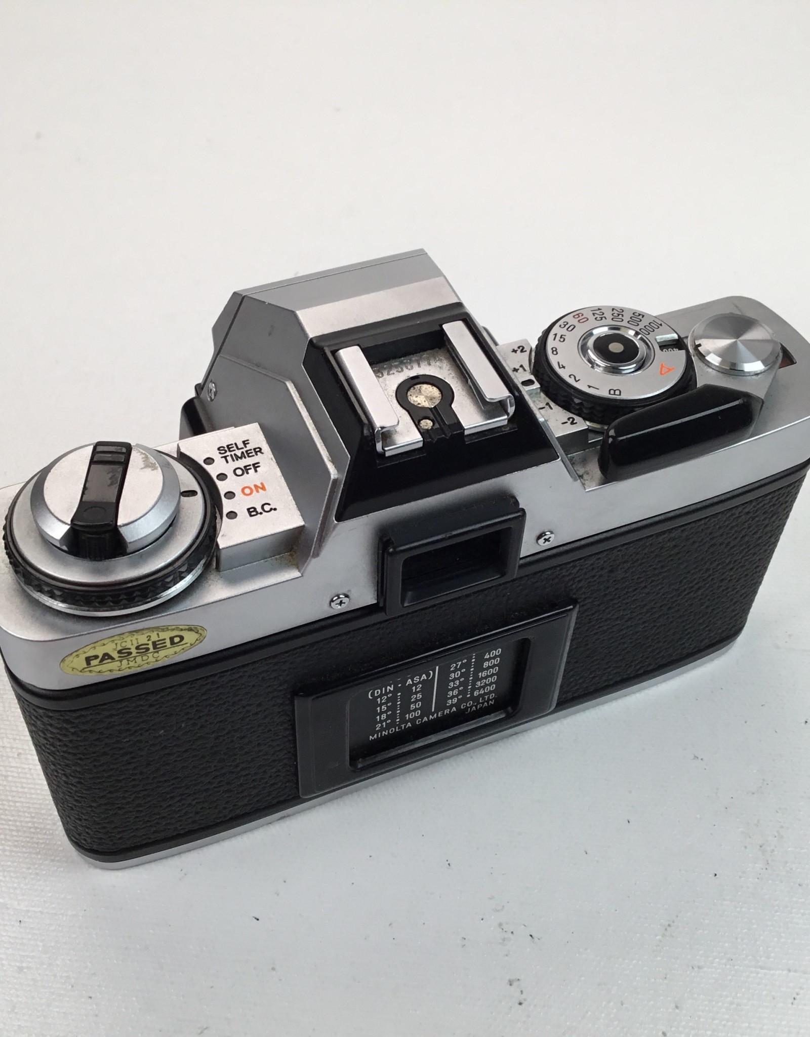 Minolta Olympus XG-1 35mm Film Camera Used EX
