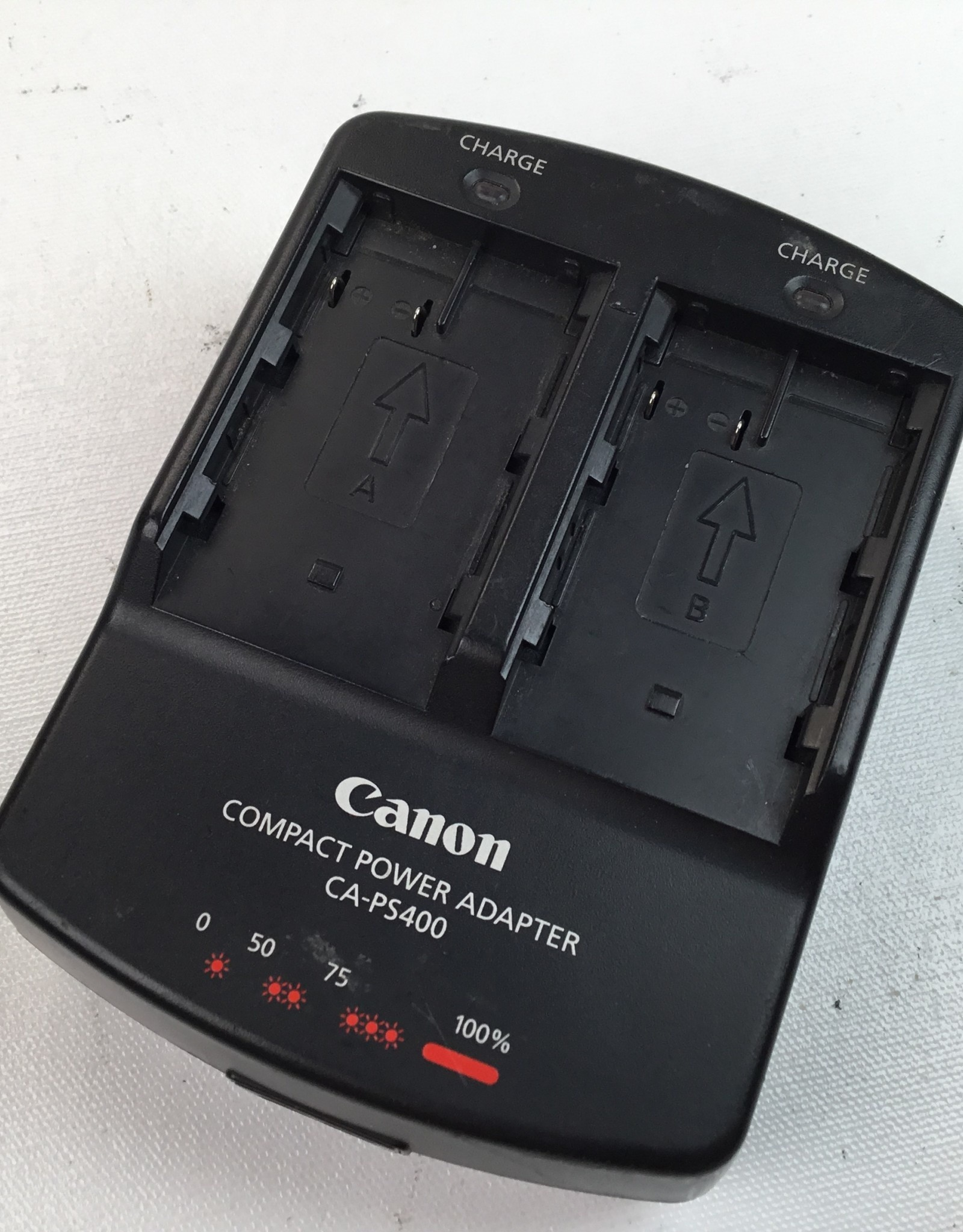 CANON Canon CA-PS400 Dual Battery Charger for BP-511 Used EX