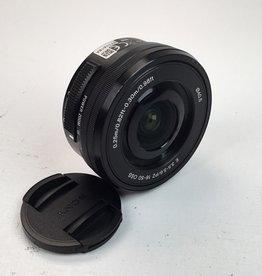 SONY Sony E 16-50mm f3.5-5.6 PZ Lens Used BGN