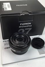 FUJI Fuji XF 27mm f2.8 Lens in Box EX+