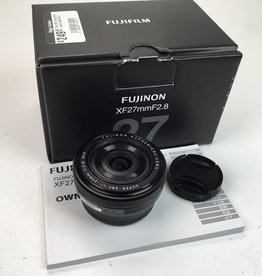 FUJI Fuji XF 27mm f2.8 Lens in Box EX+