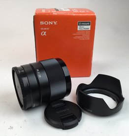 SONY Sony FE 28mm f2 Lens in Box Used LN