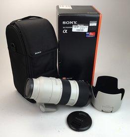 SONY Sony FE 70-200mm f2.8 GM OSS Lens in Box Used LN