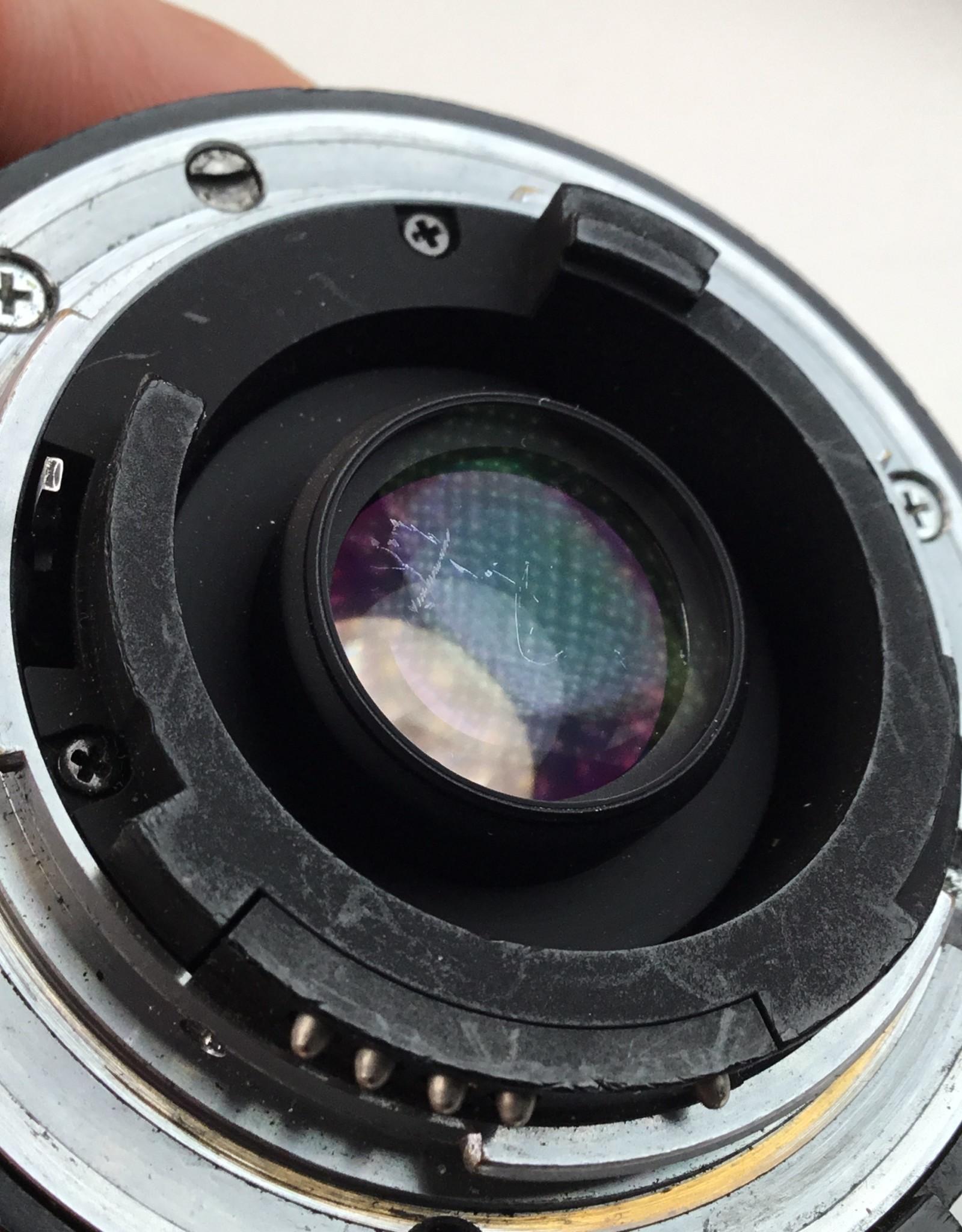 NIKON Nikon AF Nikkor 20mm f2.8 D Lens in Box Used BGN