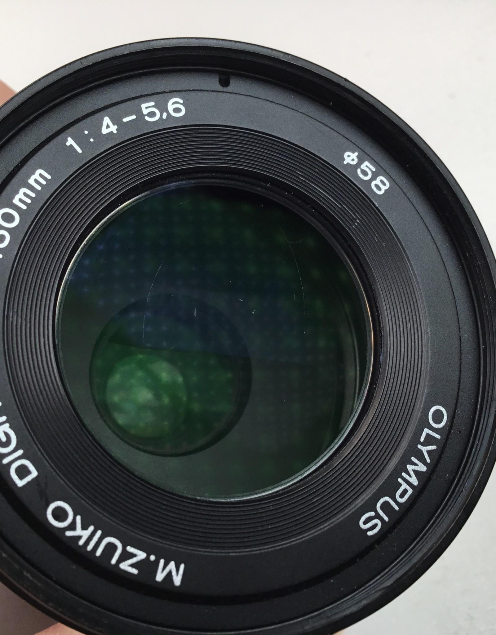 OLYMPUS Olympus 40-150mm f4-5.6 Lens Used EX