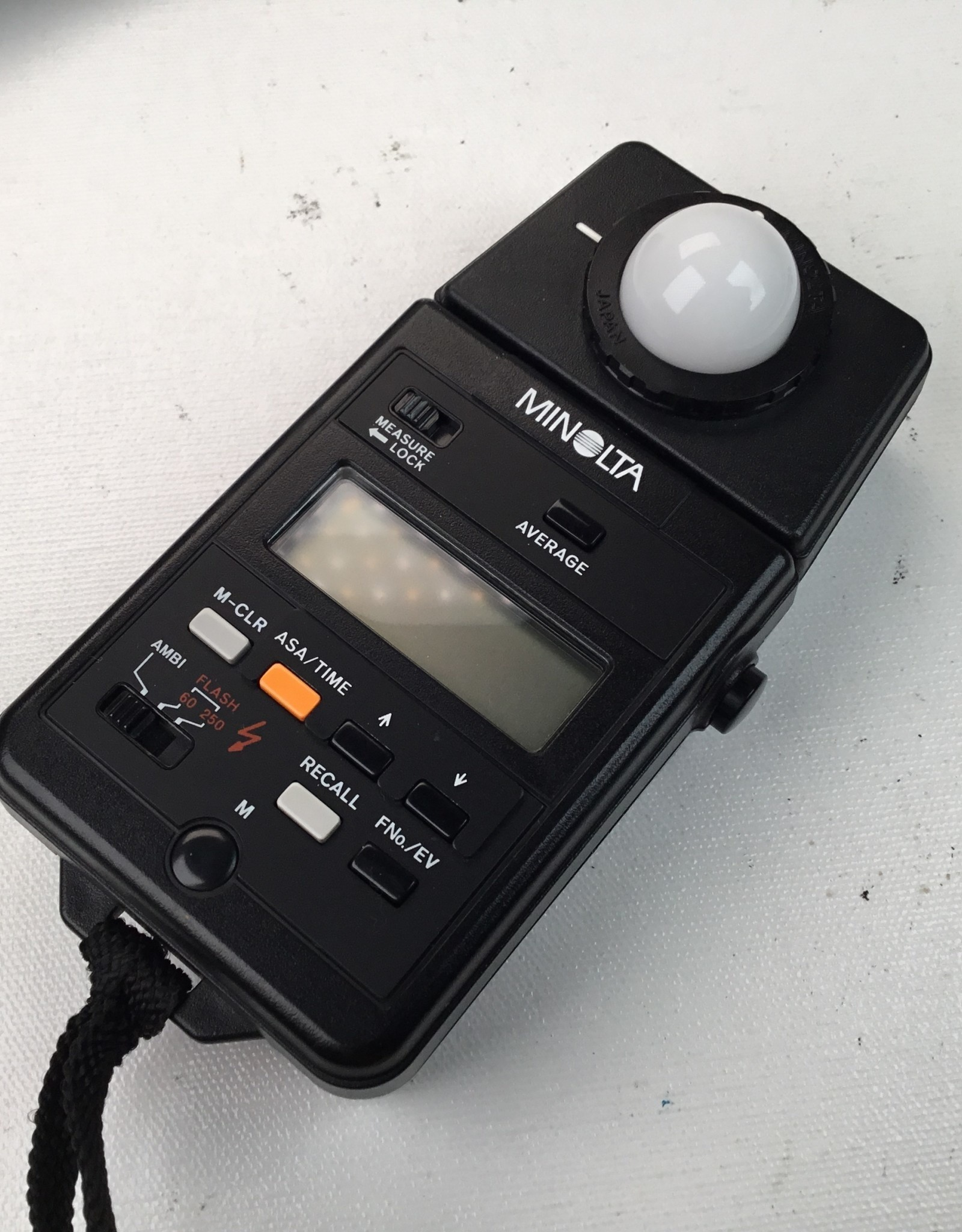 Minolta Minolta Auto Meter IIIF Used EX