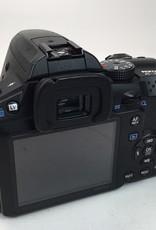 Pentax Pentax K-30 Camera Shutter Count 13633 Used EX