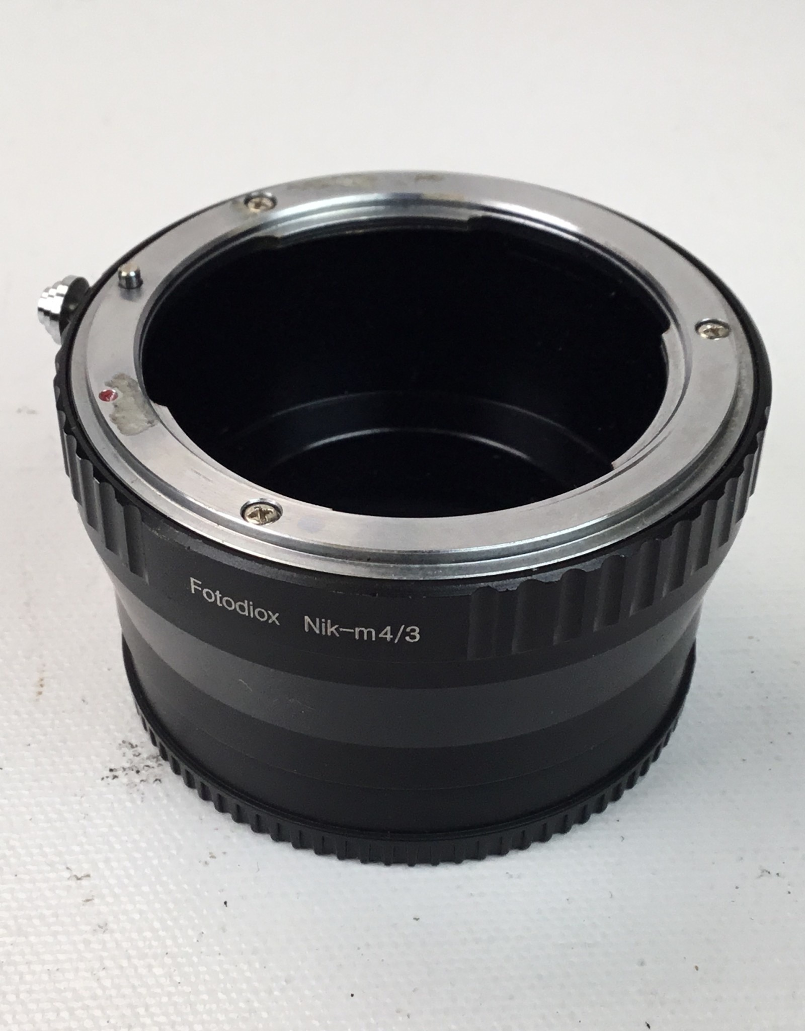 Fotodiox Nikon F to Micro Four Thirds Adapter Used EX