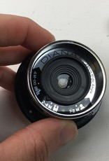 Lomography Diana+ 55mm lens for Canon w/ close up attachment EX