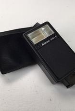 NIKON Nikon SB-E Flash Used EX+