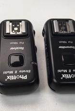 PHOTTIX Phottix Strato II Multi Transmitter/Receiver Set Used EX