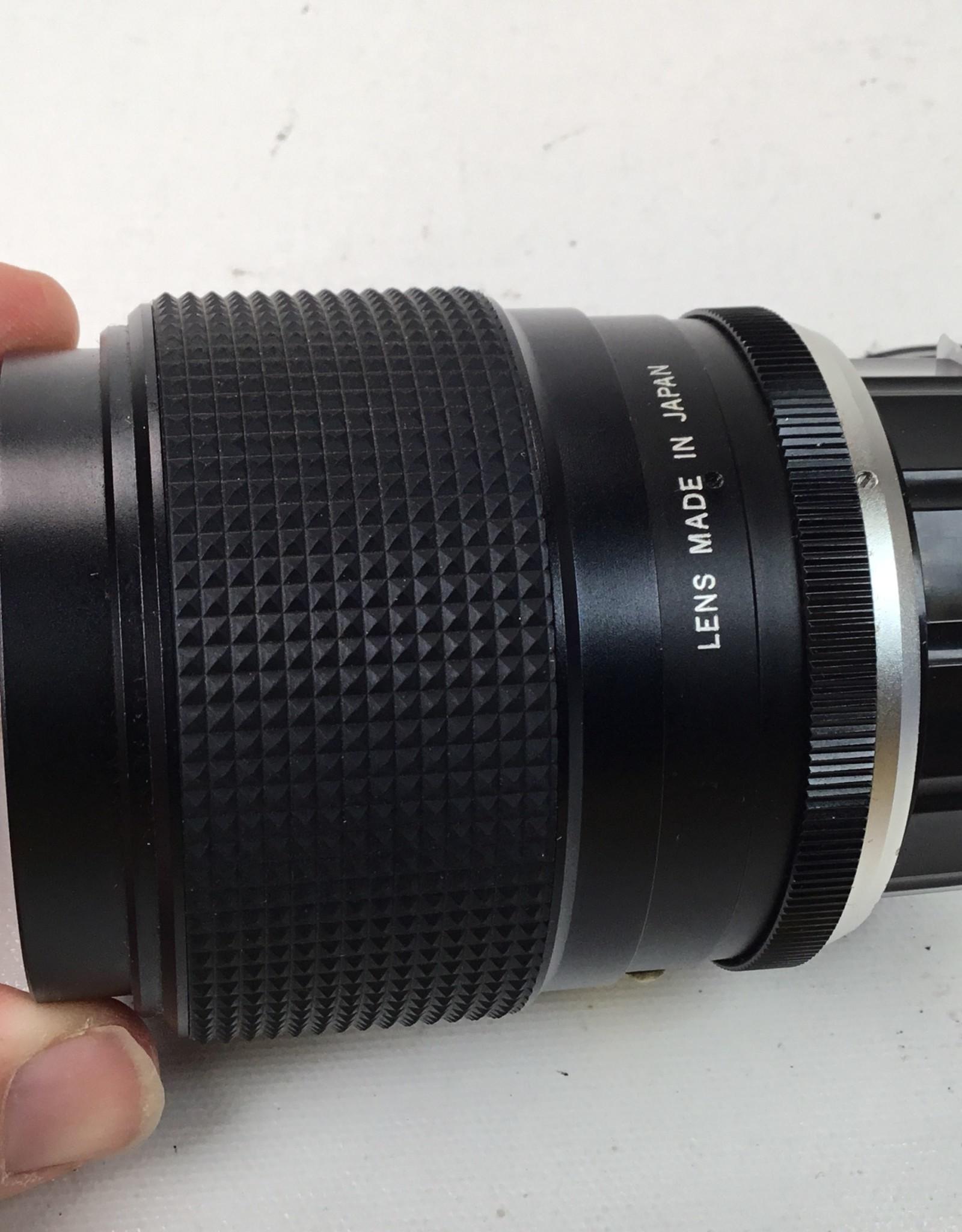 Formula 5 135mm f2.8 Lens for Pentax K Mount Used EX