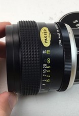 Formula 5 28mm f2.8 Lens for Pentax K Mount Used EX