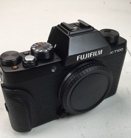 FUJI Fuji X-T100 Camera Body Used EX
