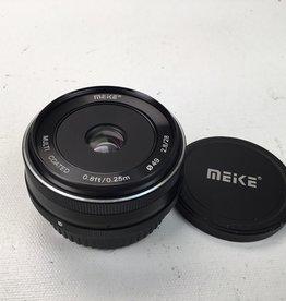Meike Meike 28mm f2.8 Lens for Fuji X Used EX