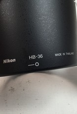 NIKON Nikon HB-36 Lens Hood for 70-300mm Uses EX